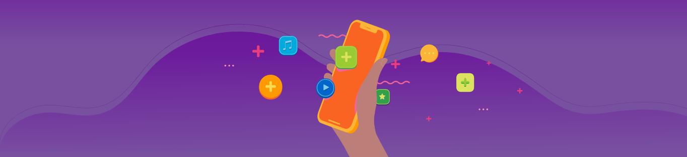 Banner do  post Planos de Internet para Celular: saiba como escolher o seu!