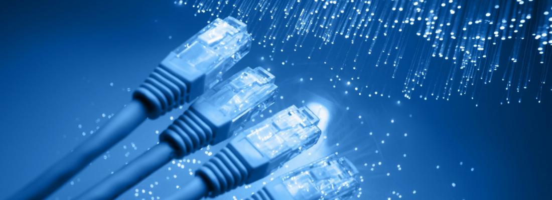 Banner do  post Por que escolher internet com fibra ótica para minha casa?