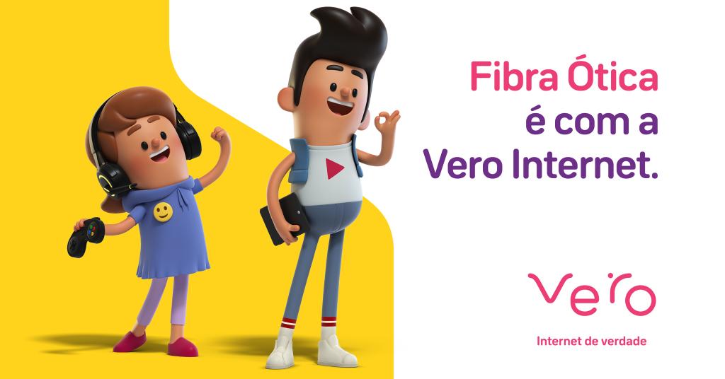 VERO INTERNET FIBRA