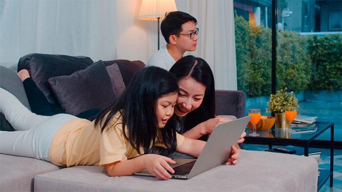 Como escolher um plano de internet para toda a família | Dicas TIM Live