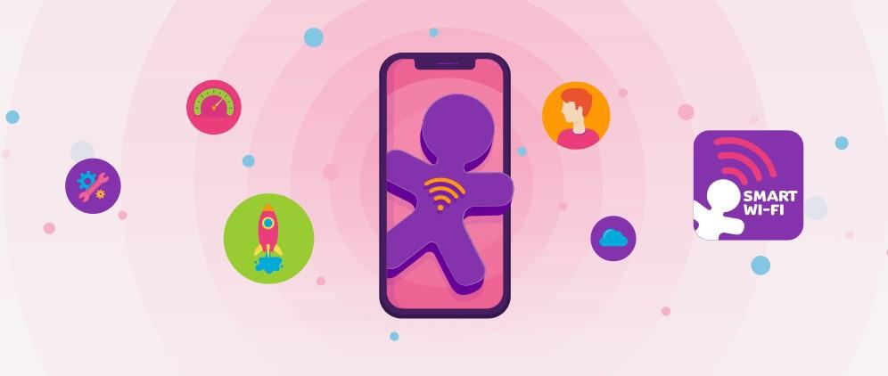Banner do  post 5 Motivos para usar o Vivo Smart Wi-fi